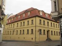 Händelhaus nach der Sanierung