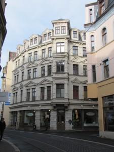 Große Ulrichstraße 40, nach der Sanierung, Halle/S.