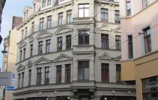 Große Ulrichstraße 40 – spektakuläre Fassade