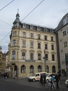 Fassade, Markt 19, Halle/S.