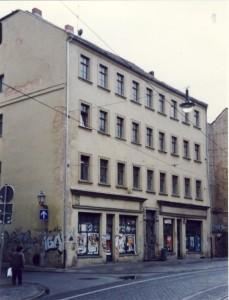 Rannische Straße 3 - vor der Sanierung 2008, Halle/S.