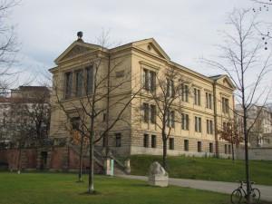 Robertinum nach der Sanierung, Halle/S.