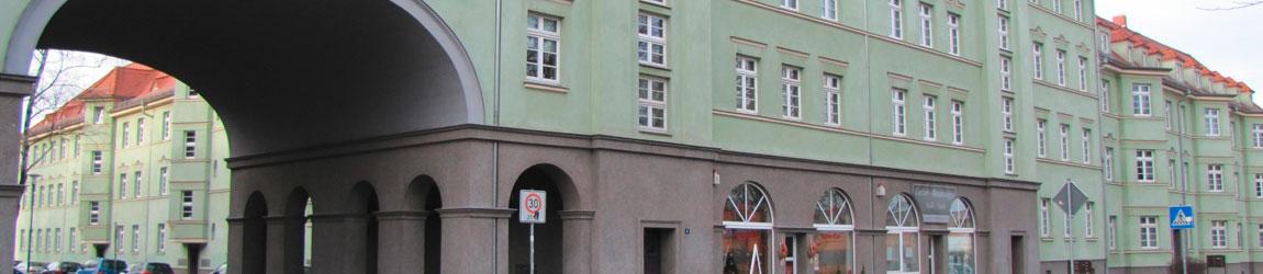Halle/Saale, Lutherplatz