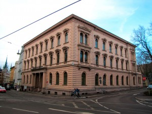 Große Steinstraße 19, nach der Sanierung, Halle/S.