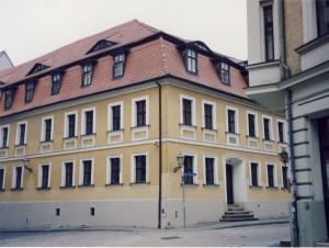 Händelhaus vor der Sanierung 2008, Halle/S.