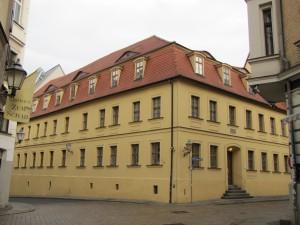 Händelhaus nach der Sanierung, Halle/S.
