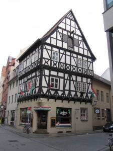 Kleine Ulrichstraße - nach der Sanierung, Halle/S.