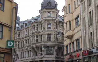 Leipziger Straße 100 – Mitten im Zentrum eine neue Fassade