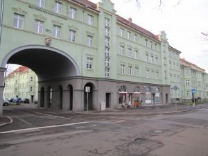 Lutherplatz, Halle/S.