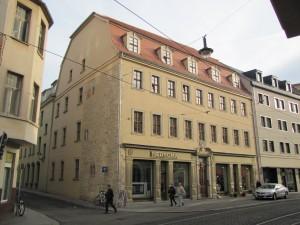 Rannische Straße 3 - nach der Sanierung 2008, Halle/S.