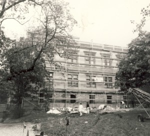 Robertinum vor 1990, Halle/S.